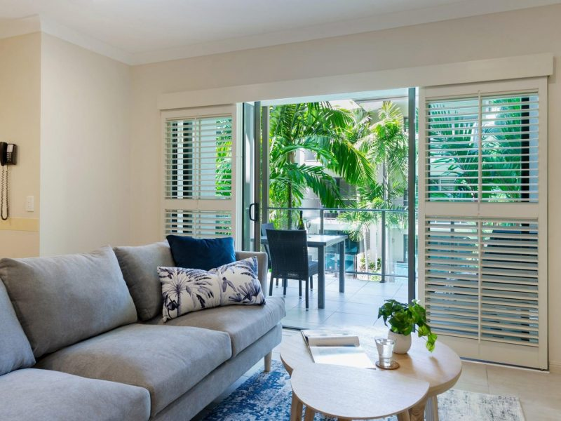 room with a view - shantara resort port douglas