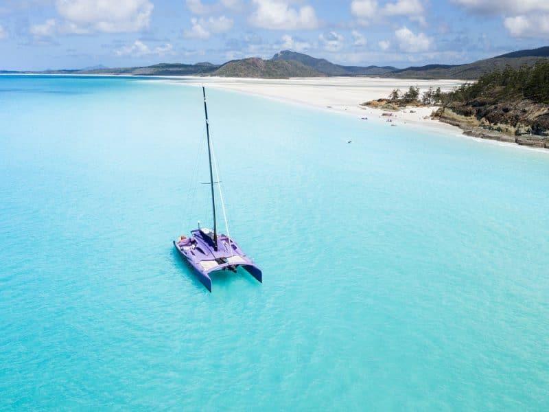 whitehaven beach cruise whitsundays