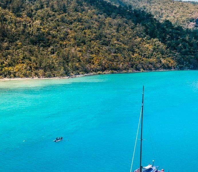 whitehaven cruise whitsundays