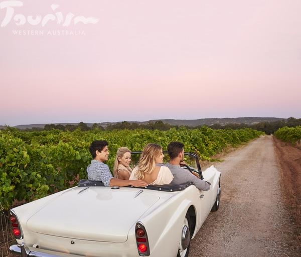 Credit Tourism Western Australia